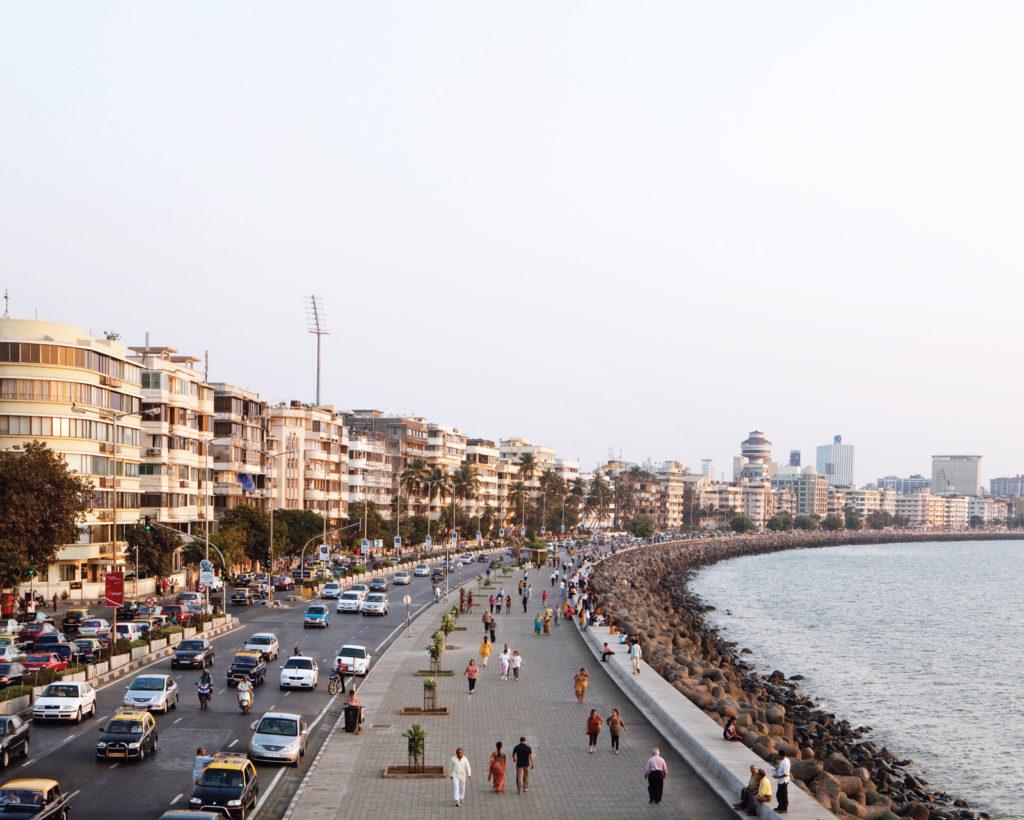 Reis naar Dubai & Mumbai