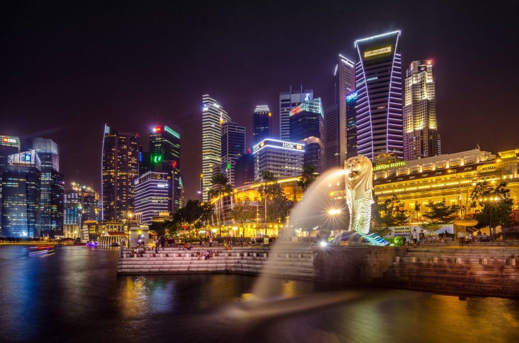 Reis naar Singapore, Maleisië en Bangkok